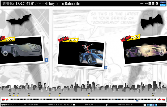2011:01:006 – History of the Batmobile